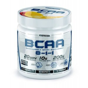 King Protein PRO BCAA (8-1-1) 200 гр