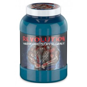 Zombi Lab REVOLUTION Hardcore super gainer 900 гр