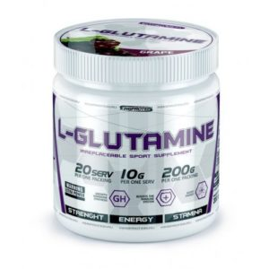 King Protein L-Glutamine 200 гр