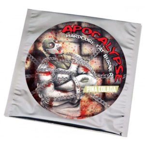 Zombi Lab APOCALYPSE Hardcore fat burner 7гр